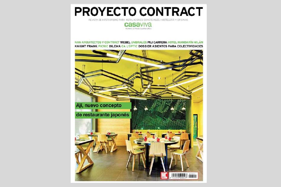 Magazine Proyecto Contract