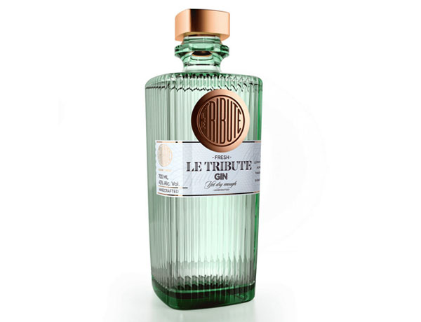 Ginebre Le Tribute 70cl
